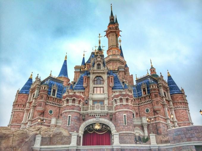 玩遍上海迪士尼!(持续更新至17年3月底)