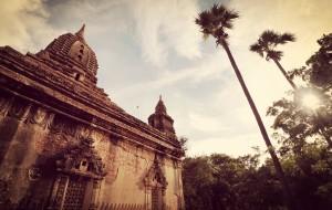 【缅甸图片】漂失的童话堡:曼德勒.蒲甘(缅甸)行记