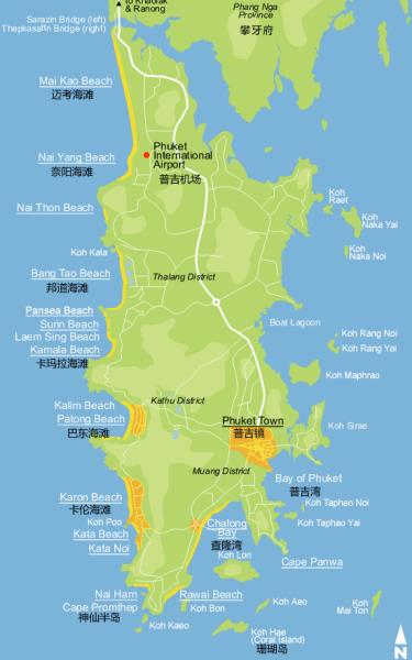 最新经典普吉岛旅游攻略 2016普吉岛蜜月自由
