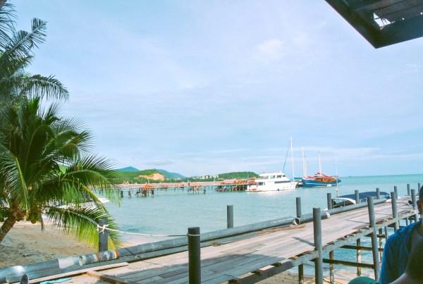 曼谷-苏梅岛-华欣-曼谷九月 是两只眼睛 装满了大海(第3次泰国10天