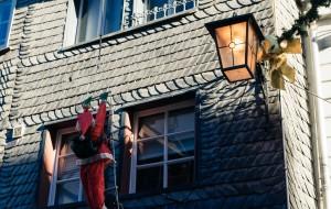 【亚琛图片】蒙绍,一个冬天的童话...小镇