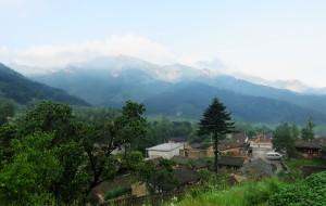 【张家口图片】幽幽驼梁峰,云深不知处---我的周末驼梁山南-北穿越
