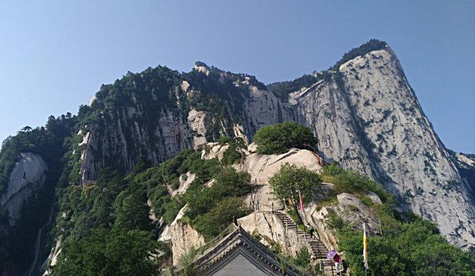 嵩山风景区影视图片