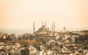 【伊斯坦布尔图片】未知是旅行最大的乐趣。不带WIFI攻略淡季一个人走着瞧土耳其