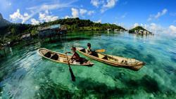 仙本那景点-马布岛