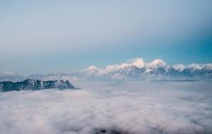 【雅安图片】川西印记---冬日里的牛背山、四人同、色达、九寨沟、黄龙