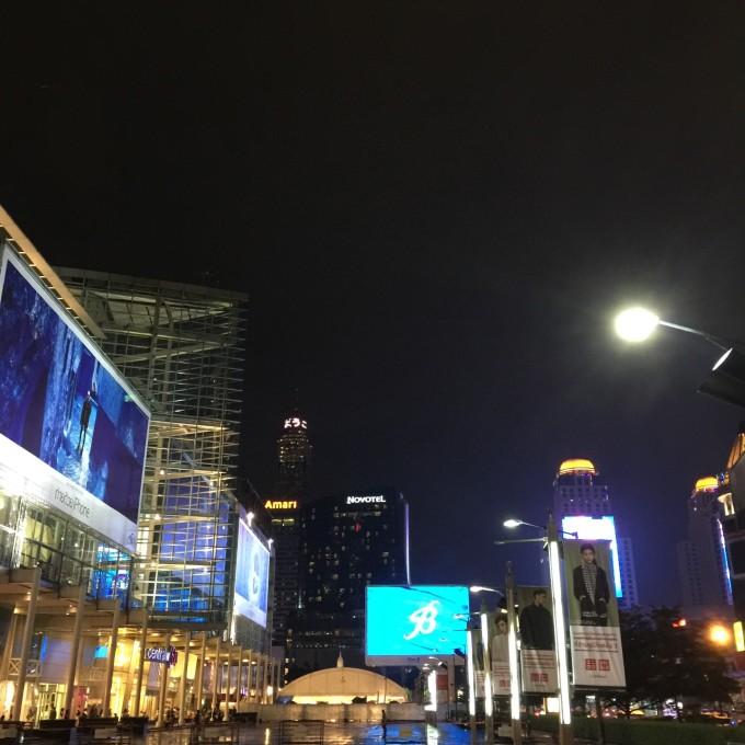 曼谷与苏梅:一快一慢,一城一岛自由行
