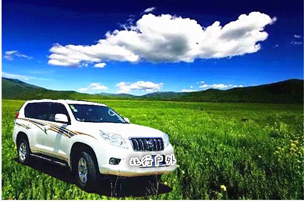 呼伦贝尔大草原越野车深度穿越,非凡体验!