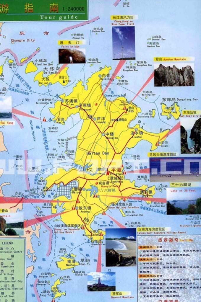 海坛岛地图位置