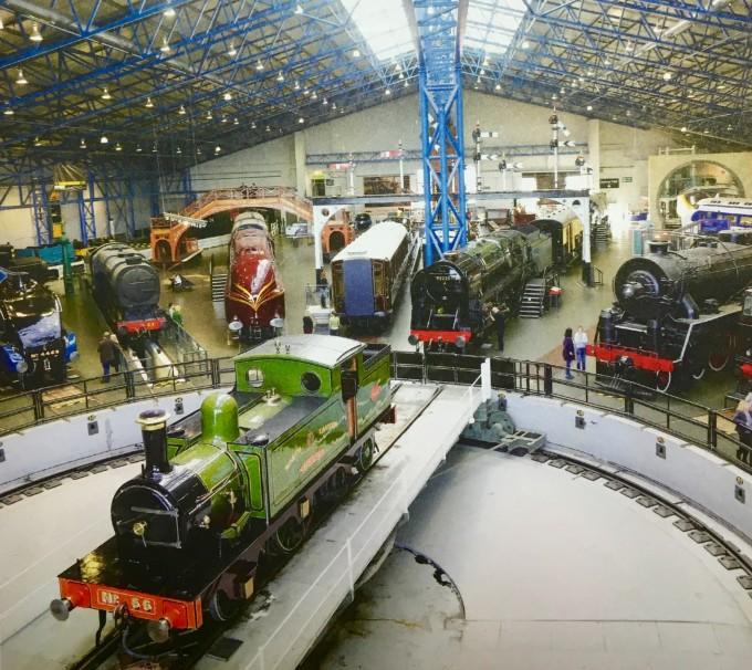 铁路博物馆_大英铁路博物馆