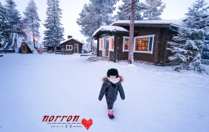 【赫尔辛基图片】带着Baby去旅行 2岁半 - 芬兰 零下20度约圣诞老人看极光 附塔林 布拉格