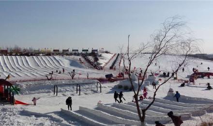 葫芦岛葫芦山庄滑雪场门票