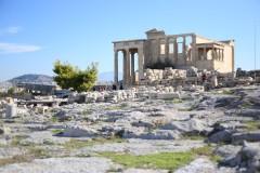 Ⅰ 十一加婚假,希腊加意大利的叽里呱啦——雅典