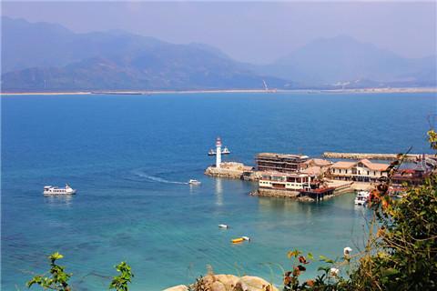 【海口出发】五a景区分界洲岛+南山108米观音+天涯