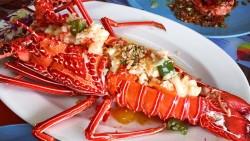 普吉岛美食-拉威海鲜市场