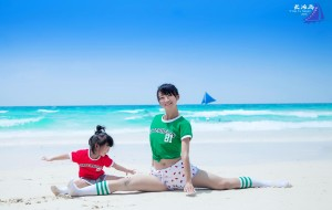 【菲律宾图片】【蜂首纪念】菲长记忆留存于心,带三岁宝宝游长滩岛---勇不婷兮去旅行之四