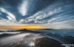 【郴州图片】寻星之路,登广东第一峰,看云海之上的星空和日出!