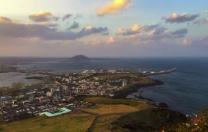 【西归浦图片】#国泰伴你,翱翔人生#说走就走,到济州岛晒太阳