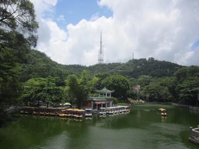 珠海攻略逐个睇之-景山公园,珠海旅游景点-马蜂窝大攻略转职海贼图片