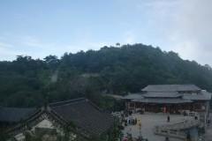 那年夏天 夜爬泰山初体验