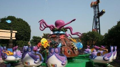 桂林桂林乐满地主题乐园门票图片