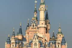 ONE DAY OF SHANGHAI DISNEY LAND