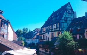 【斯特拉斯堡图片】走走停停,小镇好风景 —— 欧洲小城美食游(荷德法卢比)