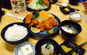 【新潟市图片】【类类在霓虹国】日本越后汤沢美食篇