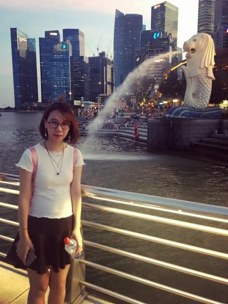 高性价比旅行 新加坡航空还有金沙酒店体验 3位妹子6天新加坡悠闲