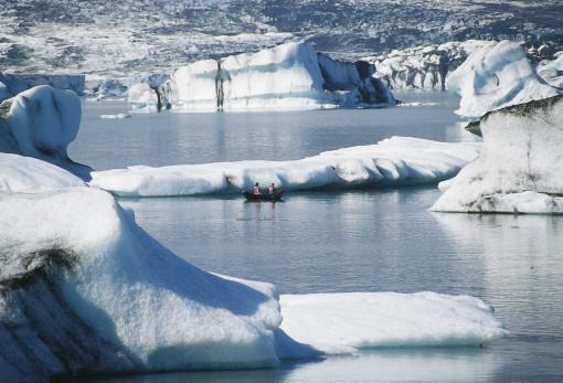 冰岛冰河湖之杰古沙龙湖游船(适合自驾)