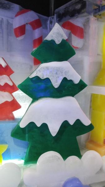 圣诞节的雪钢琴曲谱-2015圣诞游韩国