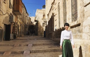 【佩特拉图片】穿越千年来看你——耶路撒冷与约旦的朝圣之旅