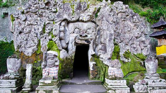 巴厘岛巴龙舞 蜡染村 京打马尼 象窟 圣泉寺(接送 2人