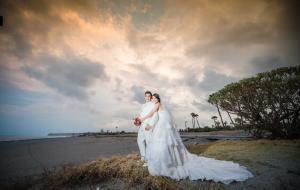 【兰屿图片】台风过后的台湾-婚纱旅游之行_V1