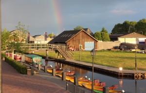 【羊角村图片】荷兰最美不过羊角村,梦幻景色一眼就爱上
