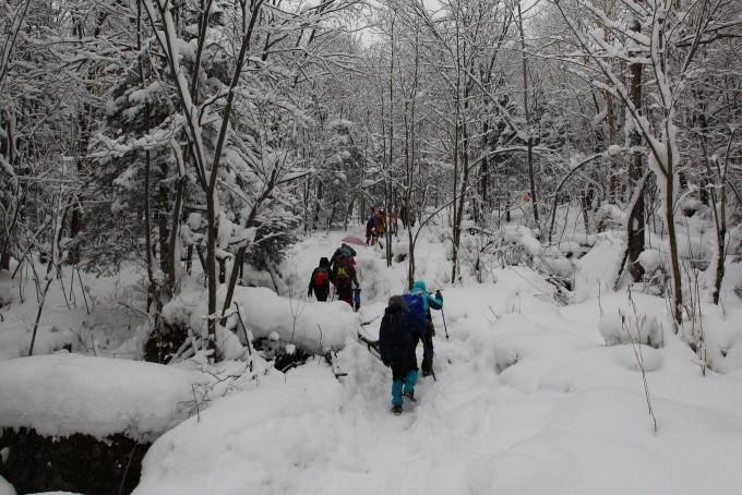 南方女生们第一次难忘冰天雪地的姑娘a女生雪感受高中的乐趣图片