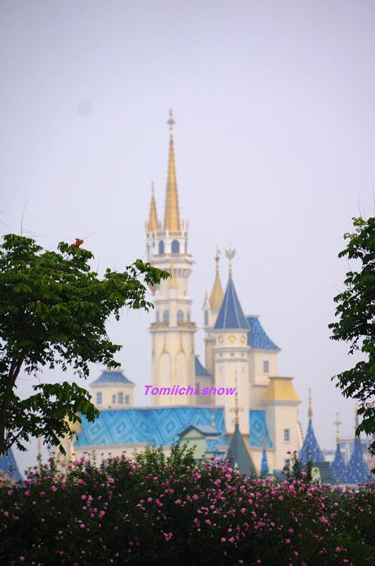 蓬莱欧乐堡梦幻世界城     图片