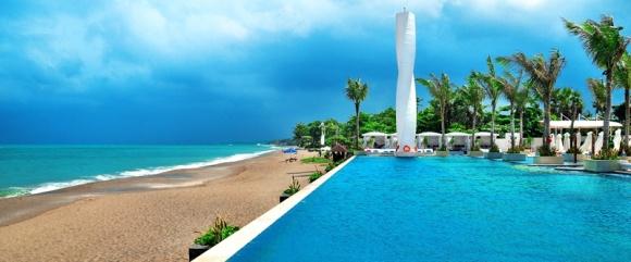 【巴厘岛海景下午茶】vue沙滩俱乐部海景下午茶