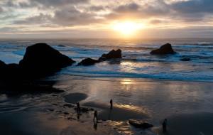【俄勒冈图片】被遗忘的海岸线 - 美西俄勒冈州(Oregon)