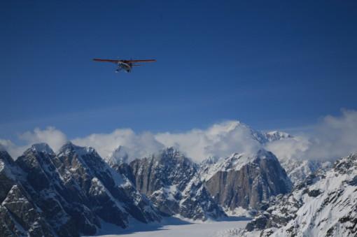 美国阿拉斯加-木屋极光观赏+飞机飞越北极圈+珍娜