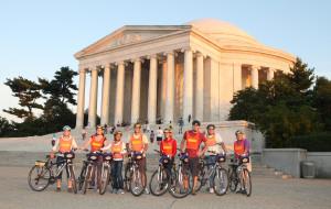 华盛顿娱乐-自行车和segway租赁