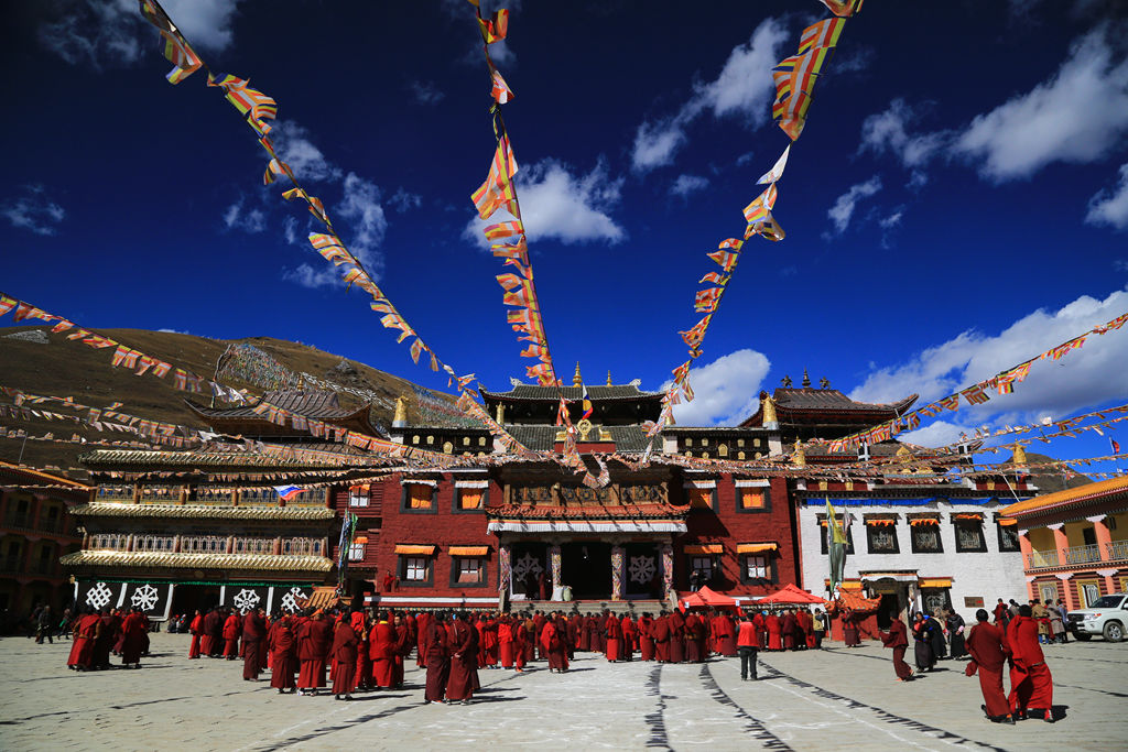 sichuan Garze xinduqiao tour