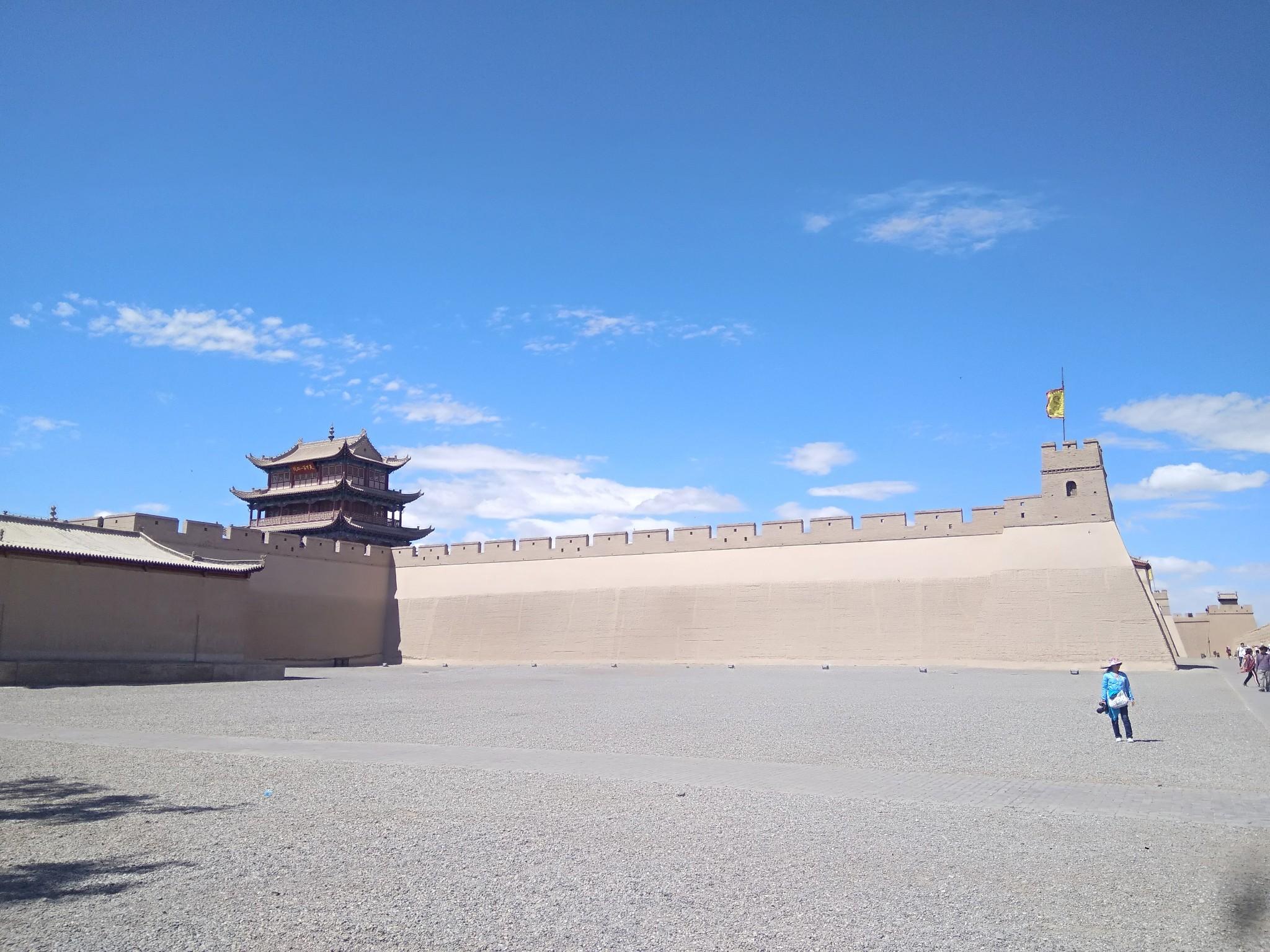 GanSu JiaYuGuan Tour