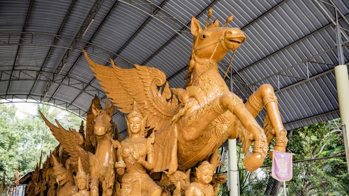 非著名景點打卡偏執狂的自我救贖 — 泰國伊森地區行記 58