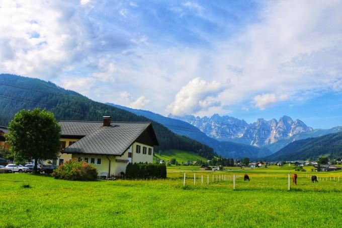 奧地利自助遊攻略