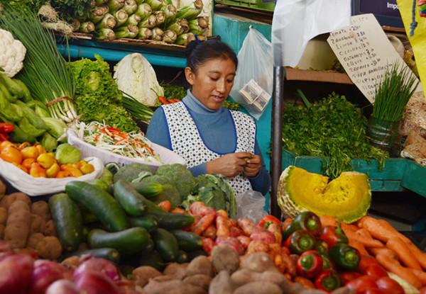 Ceviche:做一道菜,紀念一段旅途