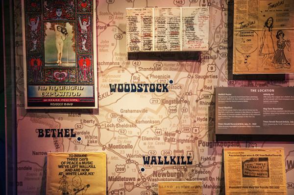 """""""如果生活不如意,還可以回到伍德斯托克"""""""