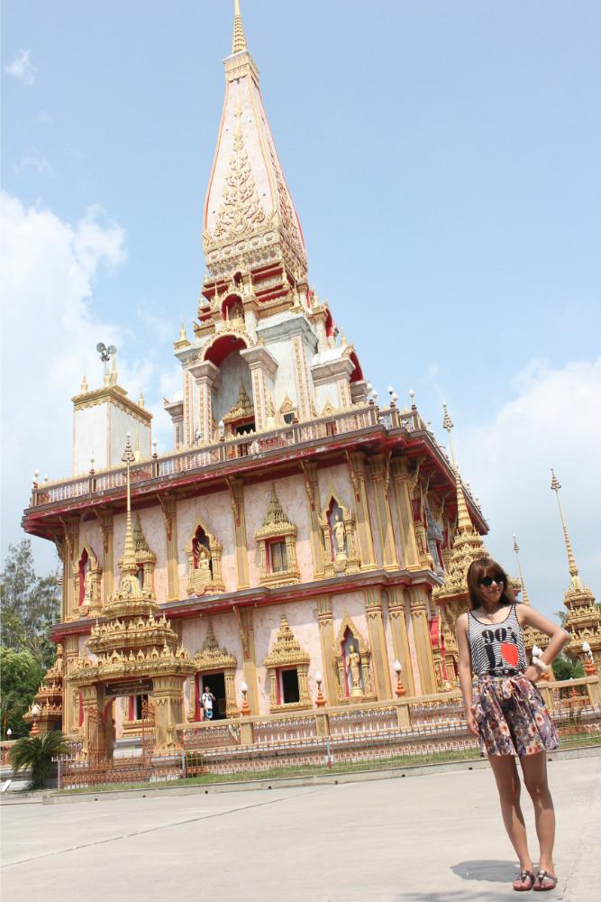 泰国自由行人均_泰国美女