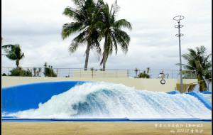 新加坡娱乐-圣淘沙人造滑浪区