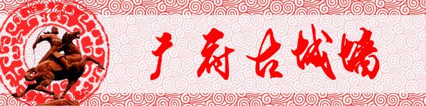 第九站:广府古城墙